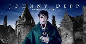 Poster for Dark Shadows (a 2012 Warner Bros. movie)